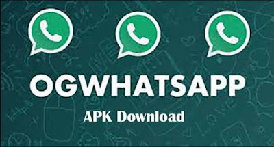 Ogwhatsapp Mod Apk Download Latest Version