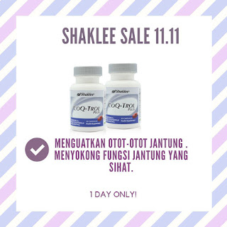 11.11 Shaklee Beautiful Online Shopping Sale 2018