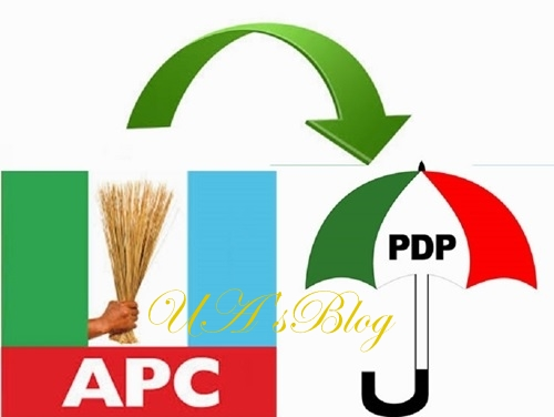 BREAKING: Kwara LG chairmen, councillors defect from APC to PDP