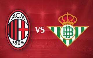 Милан – Бетис прямая трансляция онлайн 25/10 в 19:55 по МСК.