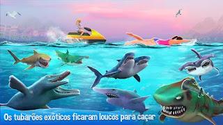 Ataque de Tubarão de Dupla Cabeça Apk Mod Dinheiro Infinito