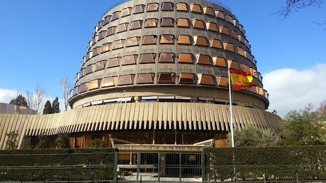 Tribunal Constitucional - Test constitucionalidad
