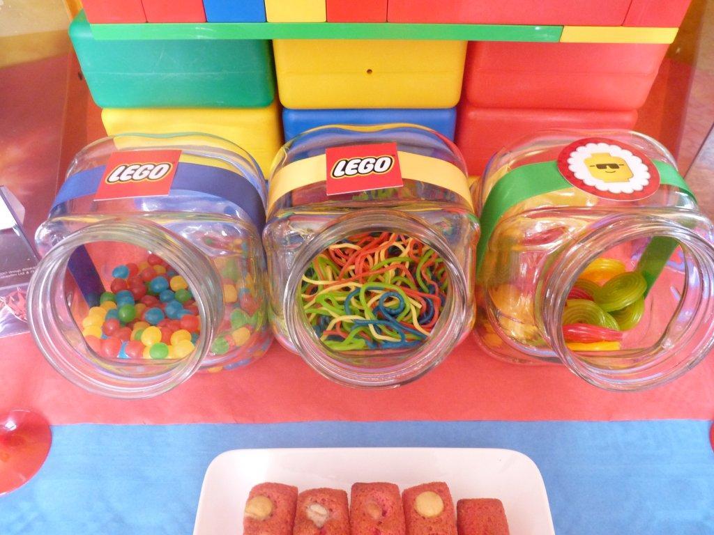 Candy bar lego