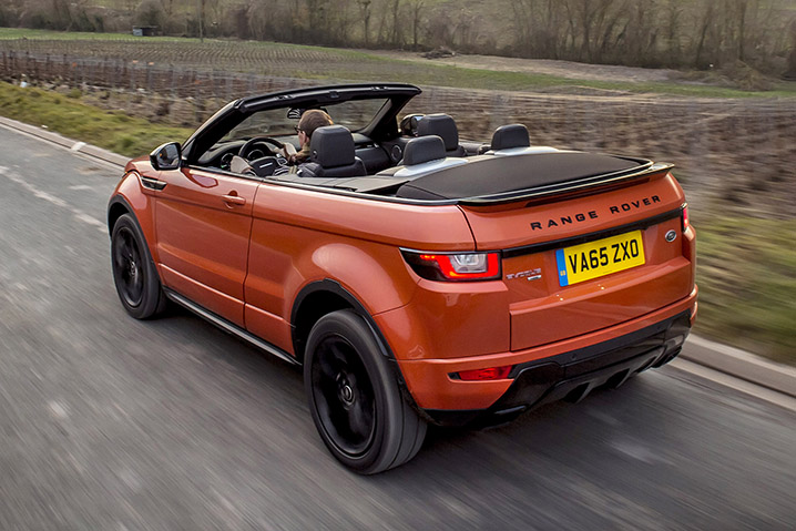 cars review concept specs price land rover range rover evoque coupe 2017. Black Bedroom Furniture Sets. Home Design Ideas