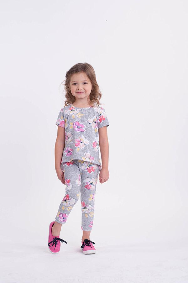 Ropa de moda primavera verano 2018 para nenas.