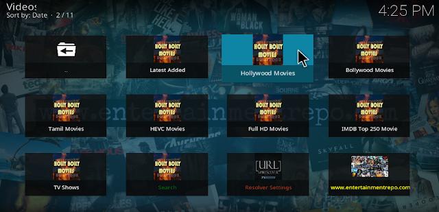 Addons To Watch Telugu Movies On Kodi