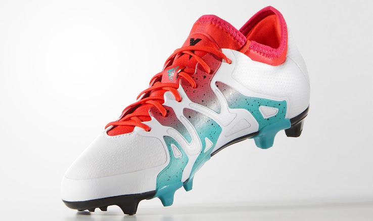 best sneakers 738d6 c9be3 White / Red / Blue Adidas X 2016 Women's Boots Released ...