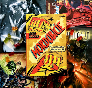 Wojna superbohaterów. Marvel kontra DC - recenzja