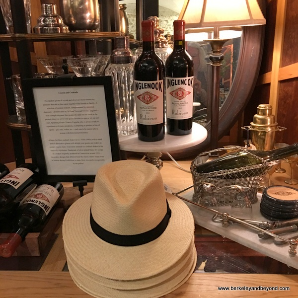 Weekend Adventures Update: Rutherford: Inglenook Winery