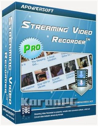 Streaming Video Recorder 4.9.7 + Key