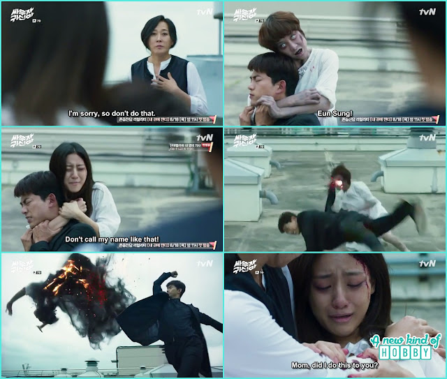 Bong pal finished the student ghost - Let's Fight Ghost Episode 7 Review - Korean Drama 2016