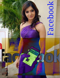 Facebook mobile girls