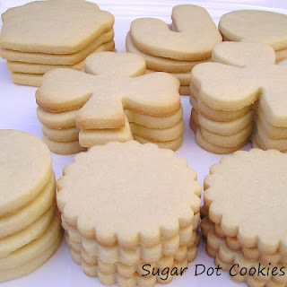 Sugar Dot Cookies Beginners Part 1 Sugar Cookie Recipes