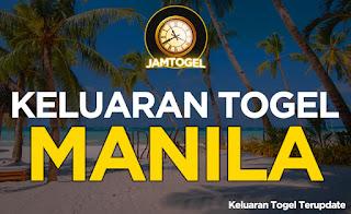 Keluaran Togel Manila Minggu 19 November 2017