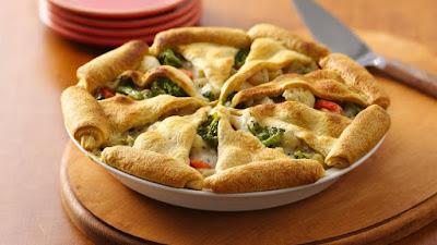 vegetable pie recipe