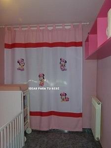 cortina baby minnie