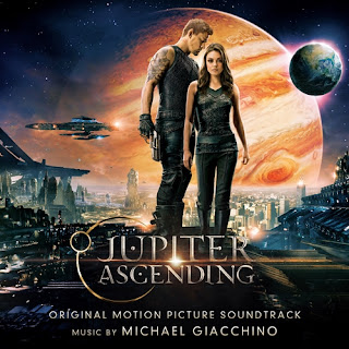 jupiter ascending soundtracks