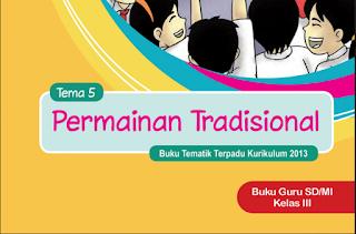 Buku K13 Kelas 3 Semester 2 Cet-1 tahun 2015