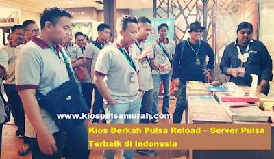 Kios Berkah Pulsa Reload – Server Pulsa Terbaik di Indonesia