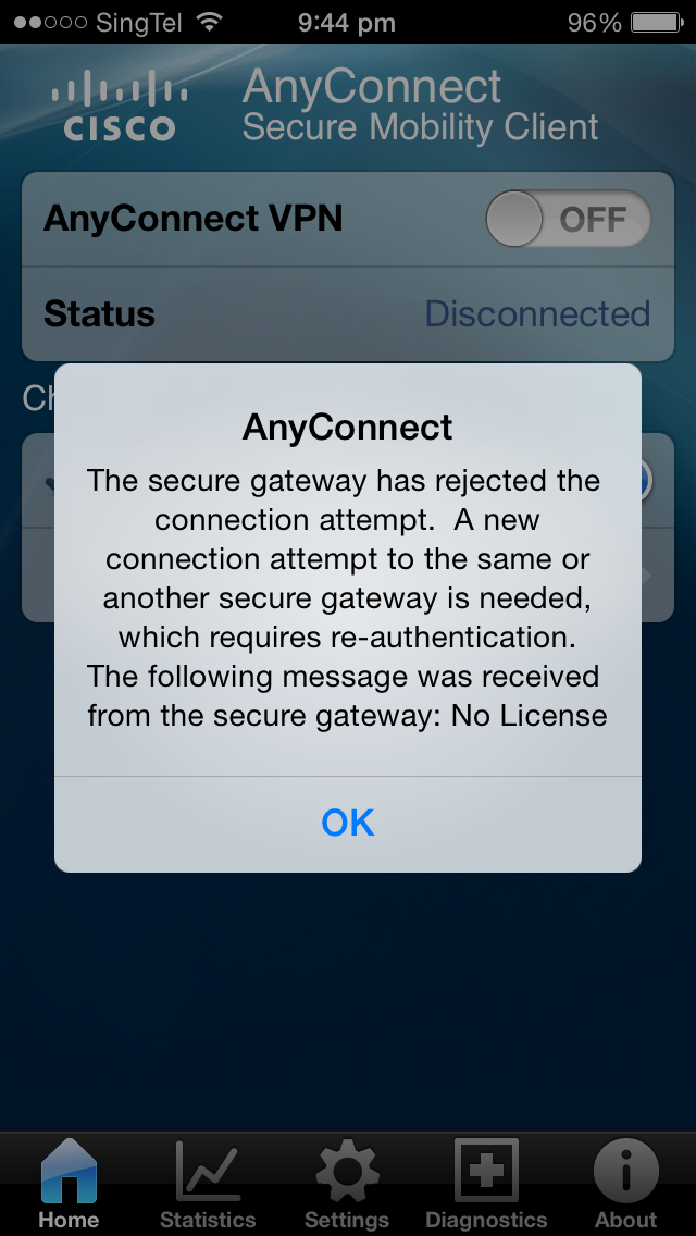 My Network Security Journal: AnyConnect VPN Client for iPhone
