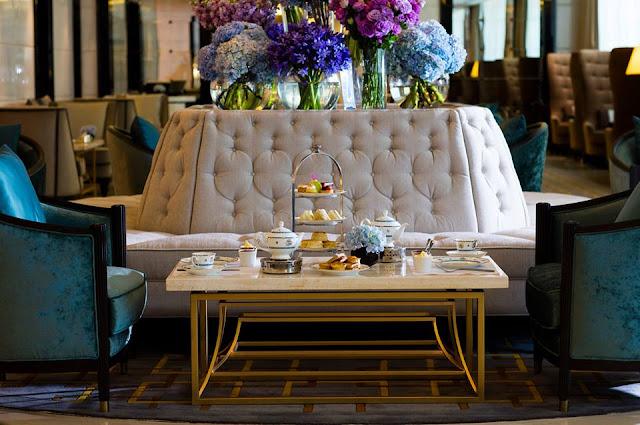 Afternoon Tea at Lobby Lounge @ The Ritz-Carlton, Kuala Lumpur