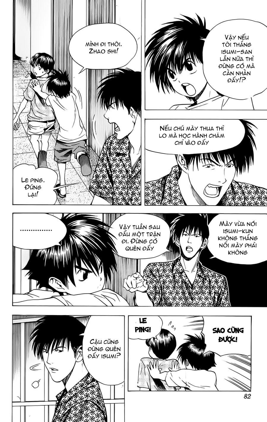 Hikaru No Go hikaru no go chap 134 trang 13