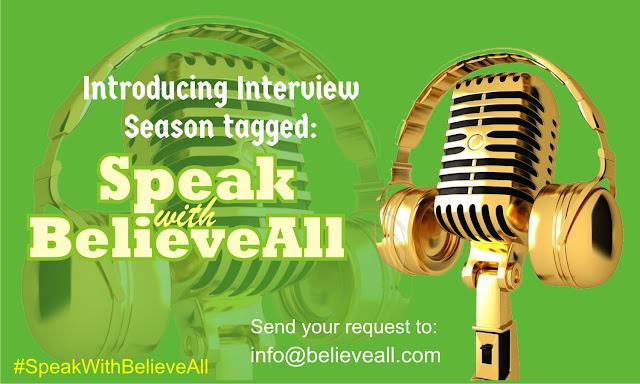 interview: Speak with BelieveAll