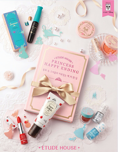 Etude House Disney Princess - Happy Ending collection