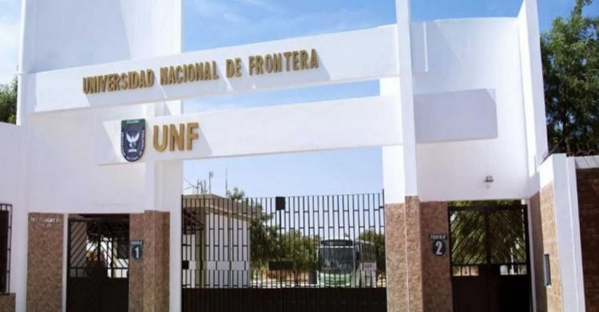SUNEDU otorga licencia institucional a Universidad Nacional de Frontera en Piura (RES. N° 045-2019-SUNEDU/CD) www.sunedu.gob.pe