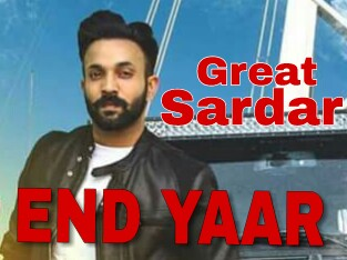 END YAAR FROM THE GREAT SARDAR: A latest punjabi song in the voice of Dilpreet Dhillon from the upcoming movie Great Sardar starring Dilpreet Dhillon,  Yograj Singh and Rashni Sahota. This bhangra song is composed by Desi Crew while lyrics are penned by Happy Raikoti.