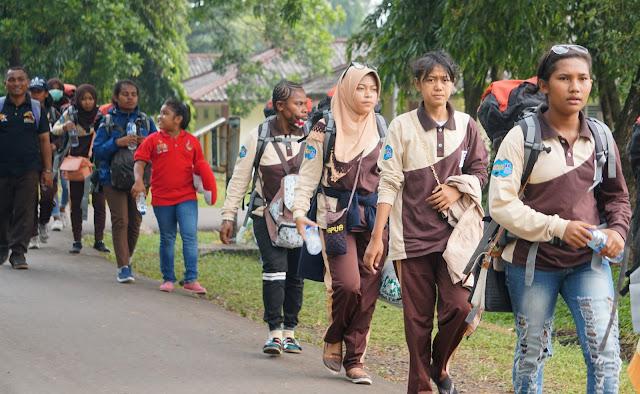 """Jawa Timur, usung tema """"Eco Camp"""" pada Rainas XI Tahun 2017"""