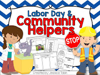 https://www.teacherspayteachers.com/Product/Labor-Day-and-Community-Helpers-Activities-317453