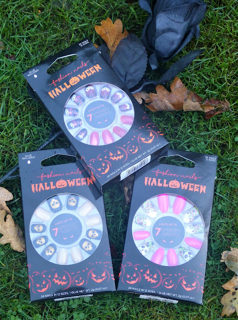 Fashion Nails Halloween False Nails