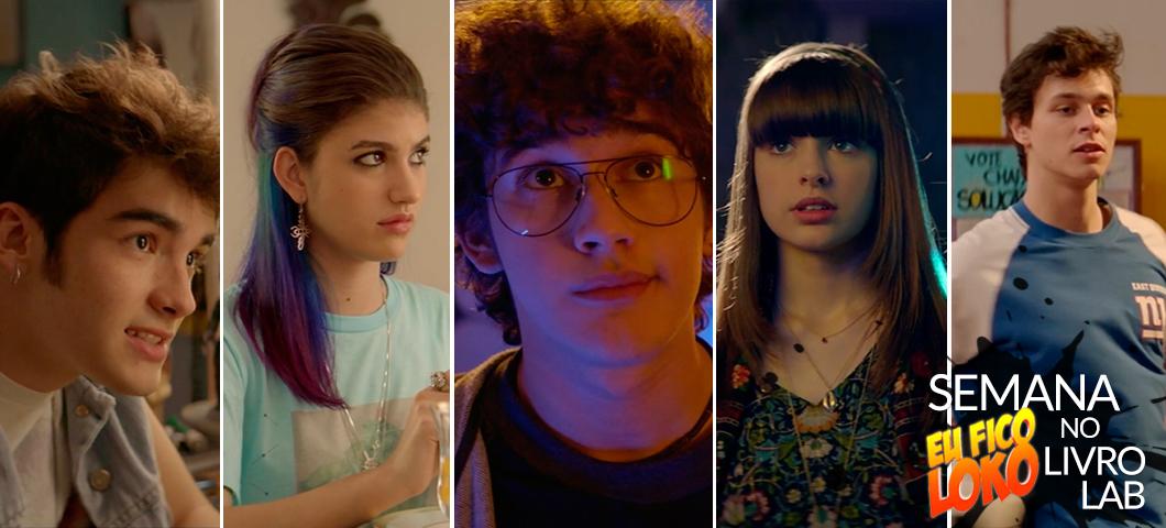 Elenco juvenil de Eu Fico Loko - O Filme fala sobre seus personagens