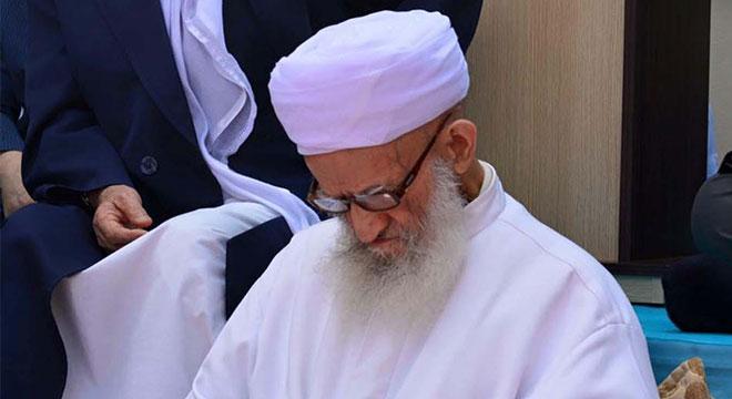 Molla Hüseyin el-Buti Hakk'ın rahmetine kavuştu