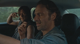 The Walking Dead - Capitulo 10 - Temporada 6 - Español Latino - 6x10