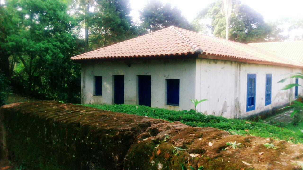 O Casarão Afonso Sardinha está localizado dentro do PEJ. Foto: acervo Natasha Ceretti