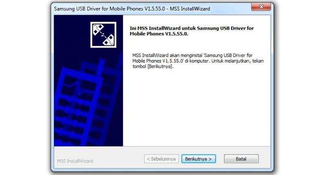 Download Samsung USB Driver v1.5.51.0