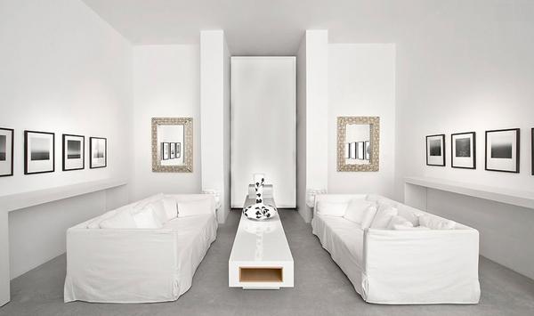 belles conceptions sym triques de salon d coration salon d cor de salon. Black Bedroom Furniture Sets. Home Design Ideas