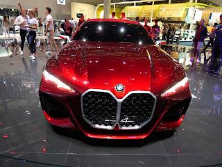 BMW Concept 4 car