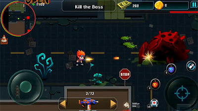 لعبة Aliens Agent Star Battlelands مدفوعة للأندرويد، لعبة Aliens Agent Star Battlelands مهكرة للأندرويد