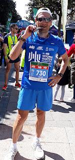 Atletismo Aranjuez Maratón Vitoria