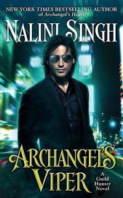 Book Review Archangel's Viper (Guild Hunter #10) by Nalini Singh (NWoBS)
