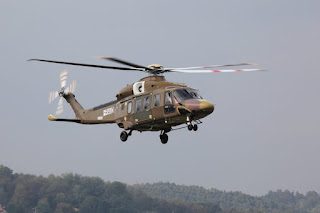 Penjualan Helikopter Leonardo ke Mesir