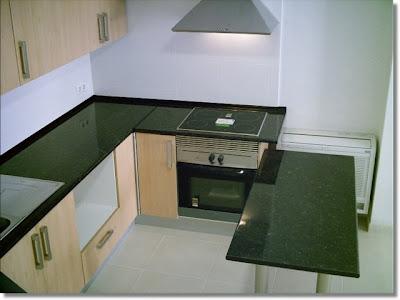 Dise o y decoraci n de cocinas encimeras de formica - Encimera formica ...