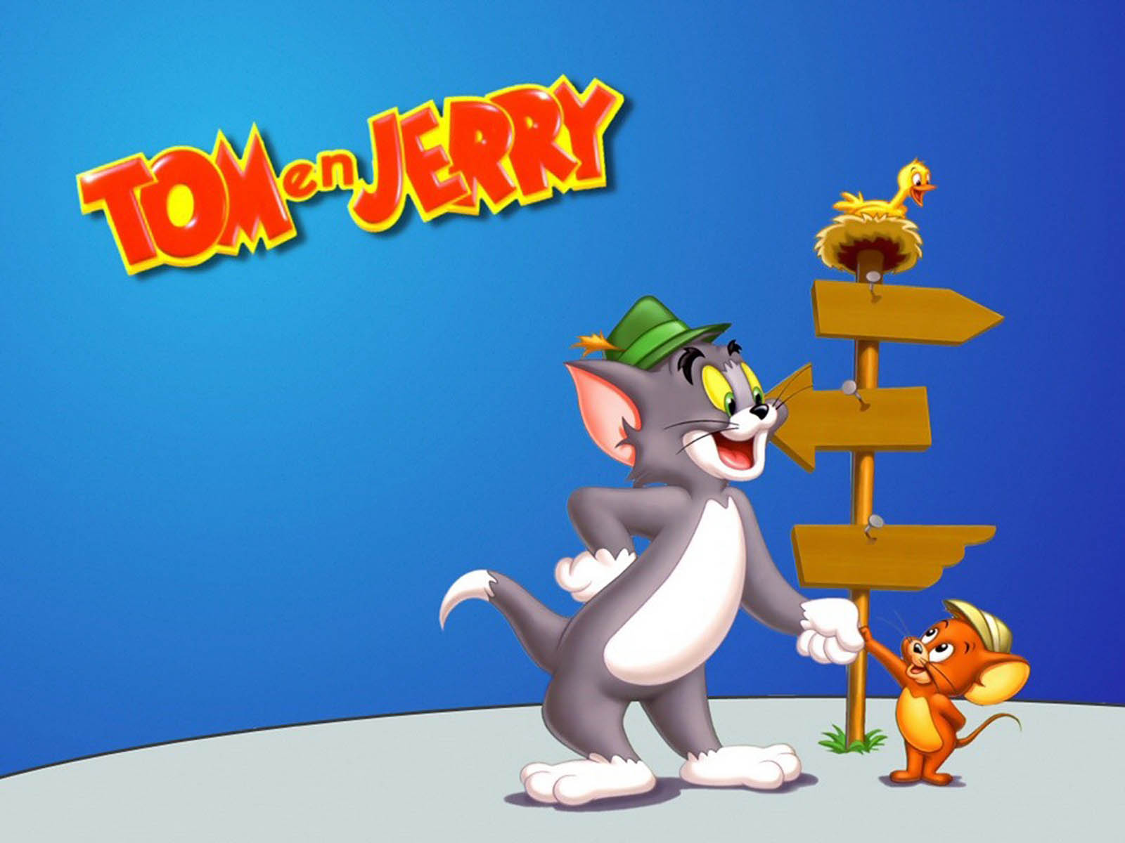 Wallpapers: Tom And Jerry Wallpapers
