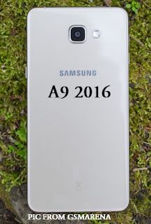 Harga Telefon Samsung Galaxy A9 (2016)