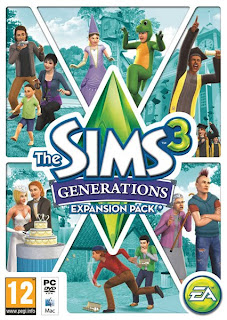 The Sims 3 Generations RELOADED: PC Download jogos grátis