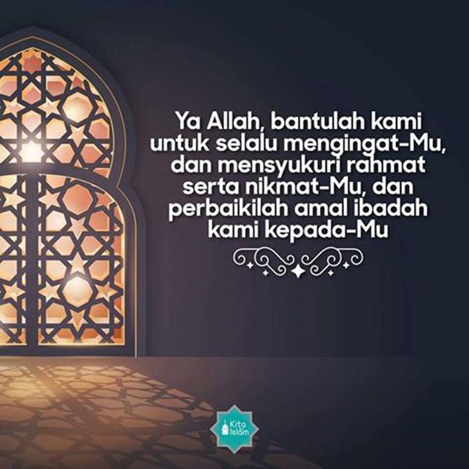 Doa Sejahtera - Maal Hijrah