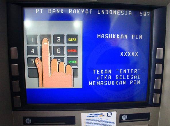 Lupa PIN ATM www.divaizz.com